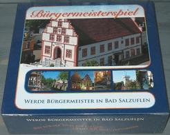 Bürgermeisterspiel: Werde Bürgermeister in Bad Salzuflen