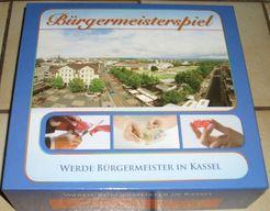 Bürgermeisterspiel: Werde Bürgermeister in Kassel