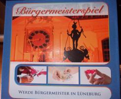 Bürgermeisterspiel: Werde Bürgermeister in Lüneburg