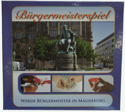 Bürgermeisterspiel:  Werde Bürgermeister in Magdeburg