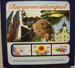 Bürgermeisterspiel: Werde Bürgermeister in Oldenburg
