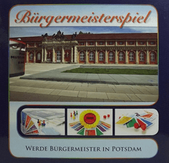 Bürgermeisterspiel: Werde Bürgermeister in Potsdam