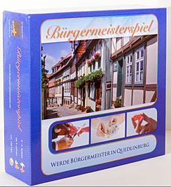 Bürgermeisterspiel: Werde Bürgermeister in Quedlinburg