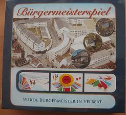 Bürgermeisterspiel: Werde Bürgermeister in Velbert