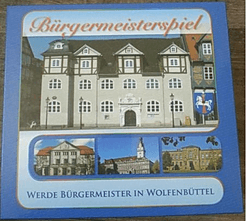 Bürgermeisterspiel: Werde Bürgermeister in Wolfenbüttel