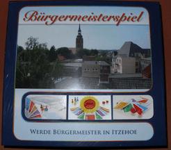 Bürgermeisterspiel:Werde Bürgermeister in Itzehoe