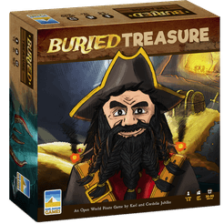 Buried Treasure: An Open World Pirate Game