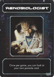 Burke's Gambit: Xenobiologist