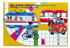 Bus- und Bahn-Würfelspiel