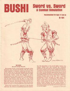 Bushi: Sword vs. Sword