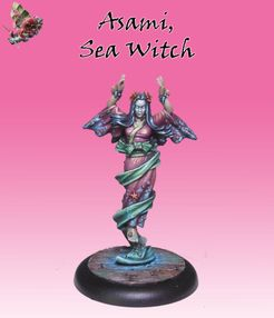 Bushido: Asami, Sea Witch