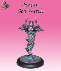 Bushido: Asami, Sea Witch
