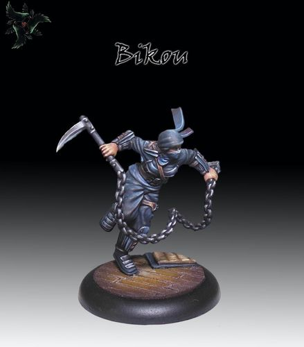 Bushido: Bikou – Kaze Kage Zoku