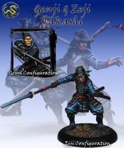 Bushido: Genji & Eiji Takashi