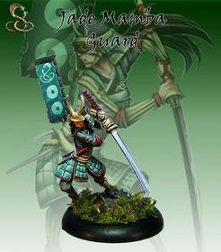 Bushido: Jade Mamba Guard