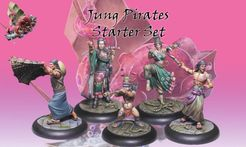 Bushido: Jung Pirates Starter Set