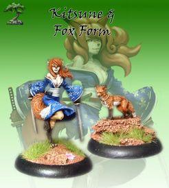 Bushido: Kitsune & Fox form