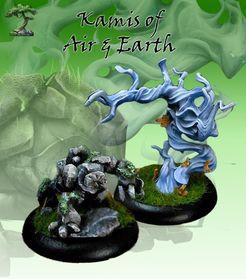 Bushido: Minor Kami of Earth and Air