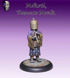 Bushido: Mokoti, Komuso Monk