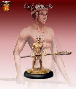 Bushido: Oni Slave