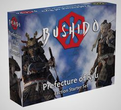 Bushido: Risen Sun – Prefecture of Ryu Starter Set