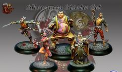 Bushido: Silvermoon Syndicate Starter Set