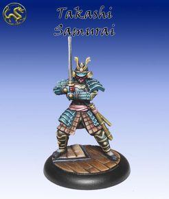 Bushido: Takashi Samurai