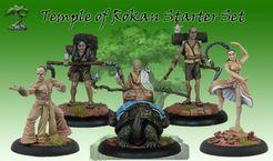 Bushido: Temple of Ro-Kan starter set