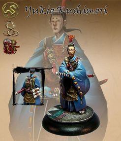 Bushido: Yukio Koshimori, Imperial Envoy