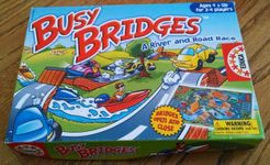 Busy Bridges: A River and Road Race