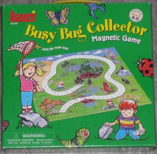 Busy Bug Collector