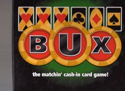 BUX: the matchin' cash-in card game