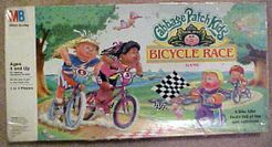 Cabbage Patch Kids Bicycle Race Game