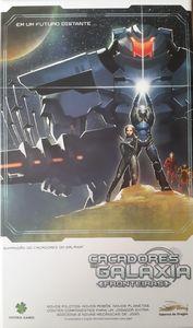 Caçadores da Galáxia: Fronteiras