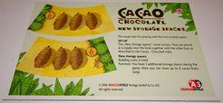 Cacao: Chocolatl – New Storage Spaces