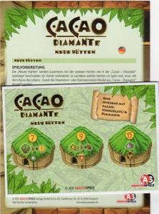 Cacao: Diamante – New Huts