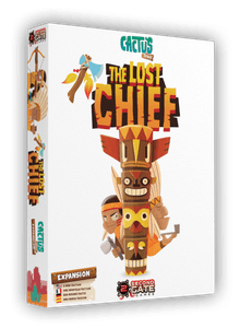 Cactus Town: The Lost Chief