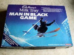 Cadbury's Milk Tray Man In Black Game