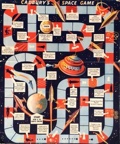 Cadbury's Space Game