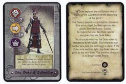 Cadwallon: City of Thieves – The Duke of Cadwallon