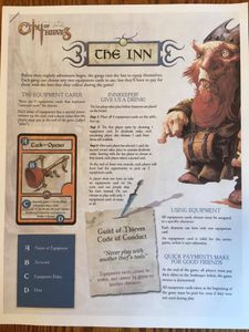 Cadwallon: City of Thieves – The Inn