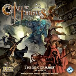 Cadwallon: City of Thieves – The King of Ashes