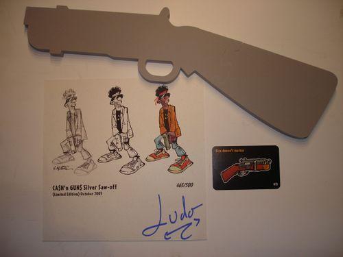 Ca$h 'n Gun$: Silver Saw-off
