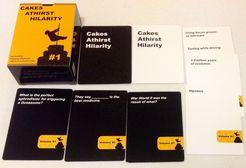 Cakes Athirst Hilarity: Volume #1