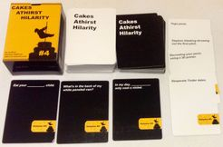 Cakes Athirst Hilarity: Volume #4 (fan expansion for Cards Against Humanity)