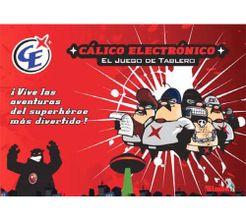 Cálico Electrónico: El Juego de Tablero