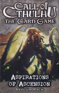 Call of Cthulhu: The Card Game – Aspirations of Ascension Asylum Pack