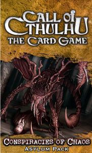 Call of Cthulhu: The Card Game – Conspiracies of Chaos Asylum Pack