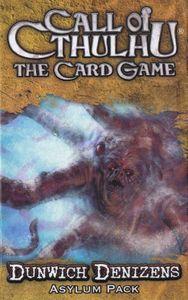 Call of Cthulhu: The Card Game – Dunwich Denizens Asylum Pack