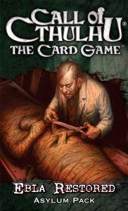Call of Cthulhu: The Card Game – Ebla Restored